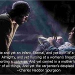 Spurgeon on Jesus' Birth