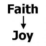 The faith-joy connection