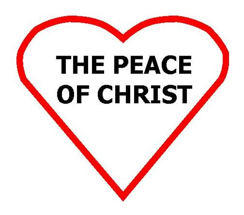 what is the peace of christ