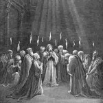 Pentecost by Gustave Dore