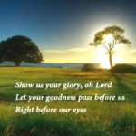 "Ask God To Show You His Glory (""Yahweh"" Worship Video)"