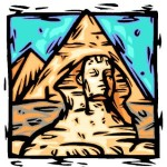 Egypt from Microsoft Publisher Clipart