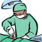 Surgeon from Microsoft Publisher Clipart