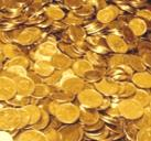 Gold Coins from everystockphoto by tao_zhyn