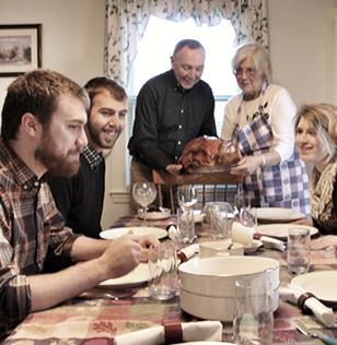 striving to make thanksgiving more meaningful Fortunately, psychologists, therapists and other experts shared with us a few of  the other ways to infuse thanksgiving with meaning that will.